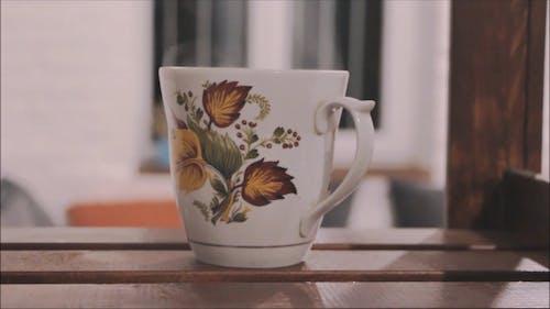 Tasse De Thé à La Vapeur