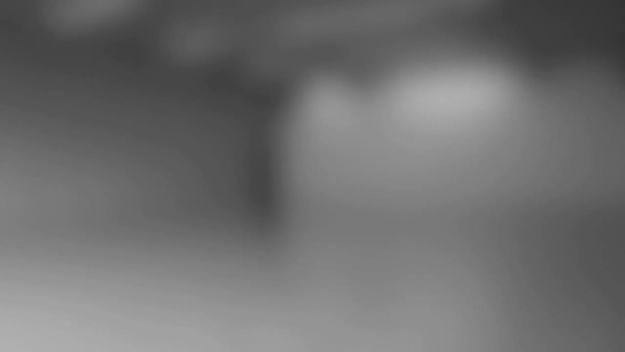 Monochrome Video Of Person Dancing