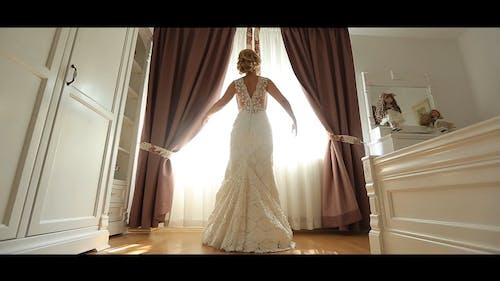 Bride Wedding Preparation Video Shoot