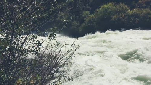 Video Of Flowing River