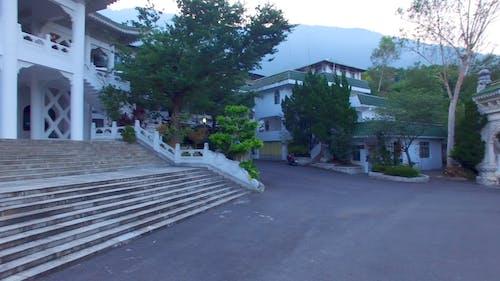 Inside Temple Village