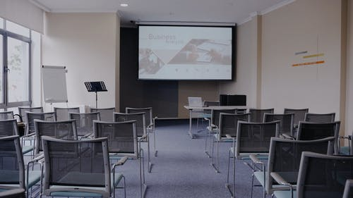 Video Inside a Conference Room