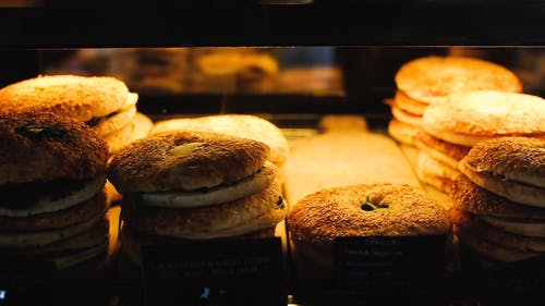 Bread on Display on the Shelf