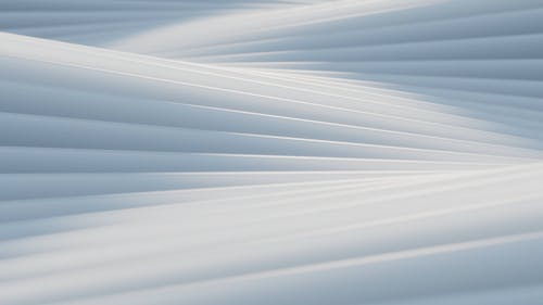 Close-up Video of a Wavy Plastic
