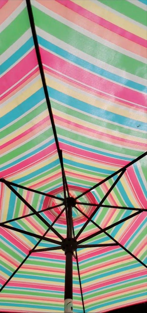 Spinning Umbrella